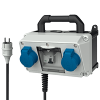 AMAXX® receptacle combination